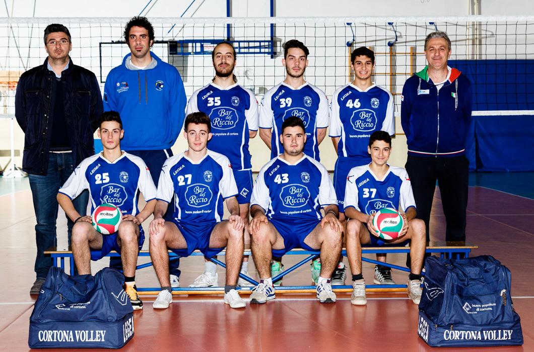 Serie C Maschile - Cortona Volley