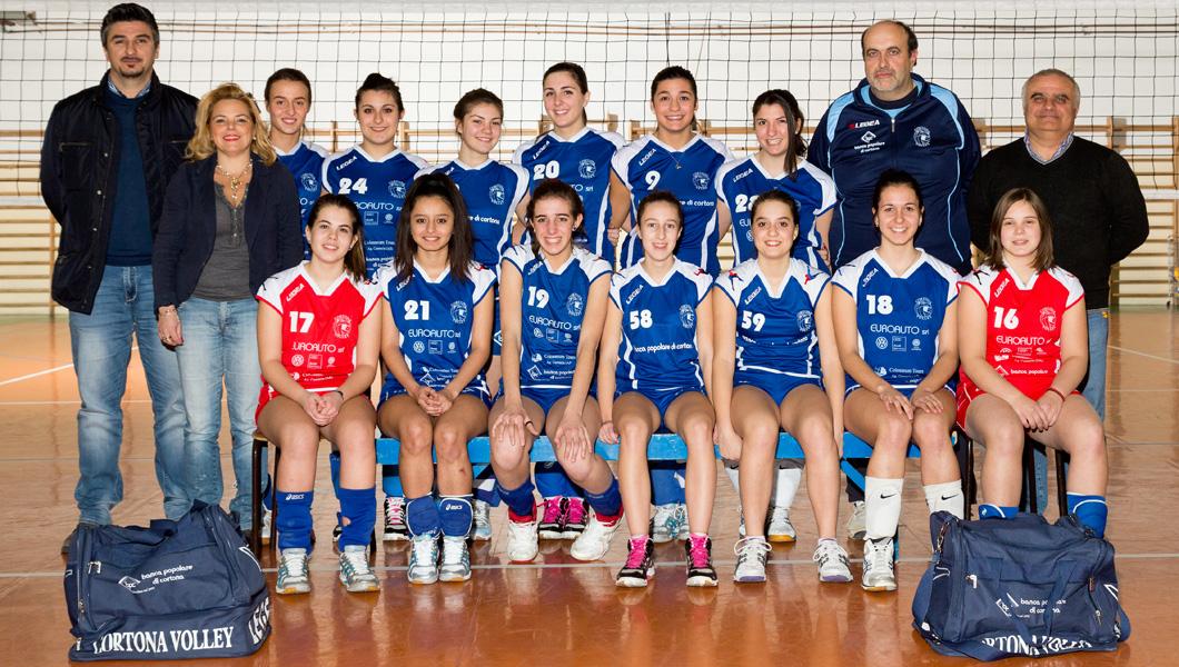 2a Divisione Femminile - Cortona Volley