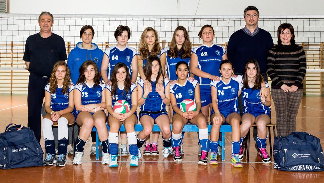 Under 14 Femminile - Cortona Volley