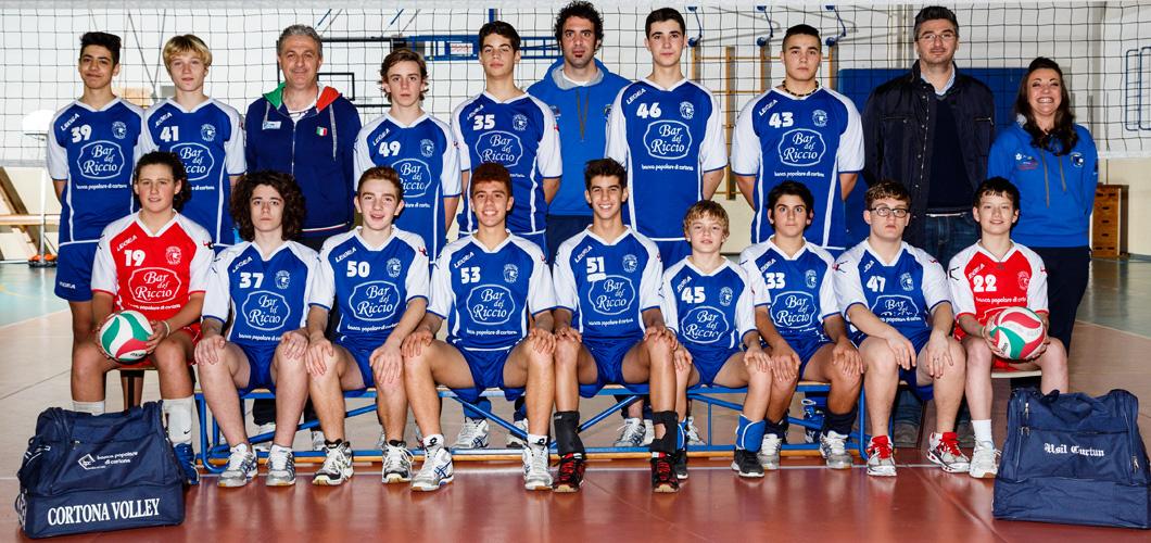 Under 15 Maschile - Cortona Volley